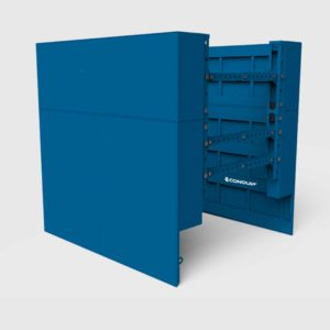 lightweight manhole box with extension